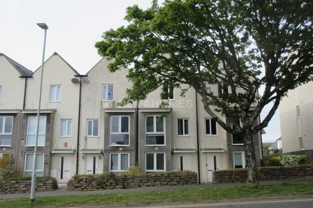 4 bed terraced house for sale in Clittaford Road, Plymouth PL6