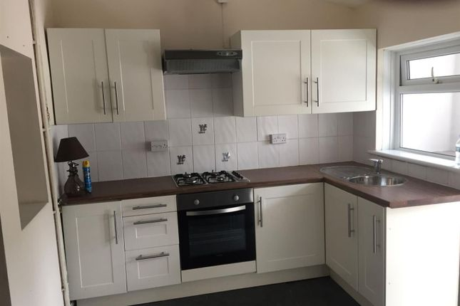 Thumbnail Terraced house to rent in High Street, Blaina, Abertillery