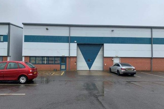 Thumbnail Light industrial to let in Unit 3C, Isabella Court, Millennium Business Park, Mansfield