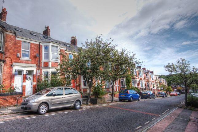 Thumbnail Flat for sale in Greystoke Avenue, Sandyford, Newcastle Upon Tyne