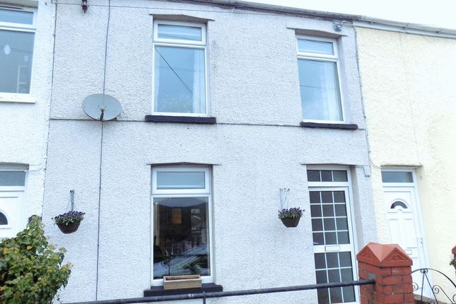 Thumbnail Terraced house for sale in Wyndham Street, Machen, Caerphilly