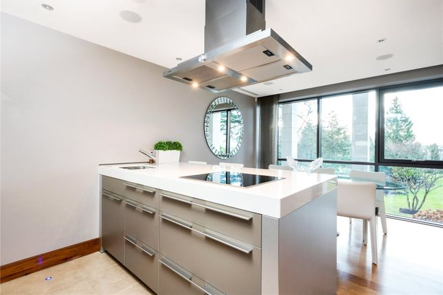 Kitchen Area of Charters Garden House, Charters Road, Sunninghill, Berkshire SL5