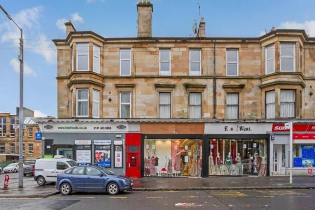 Thumbnail Flat for sale in Albert Drive, Glasgow, Lanarkshire