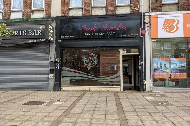 Thumbnail Restaurant/cafe for sale in Kenton Road, Harrow