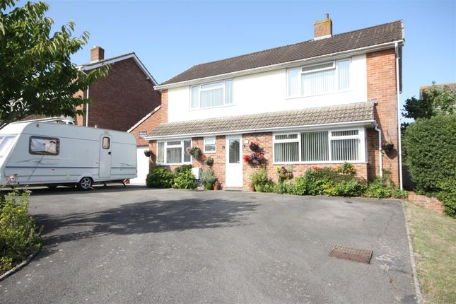 Thumbnail Detached house for sale in Field Barn Drive, Weymouth