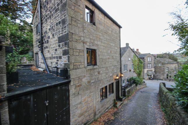 Thumbnail Cottage for sale in Church Lane, Heptonstall, Hebden Bridge