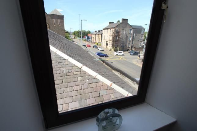 View From Lounge of Grey Place, Greenock, Inverclyde PA15