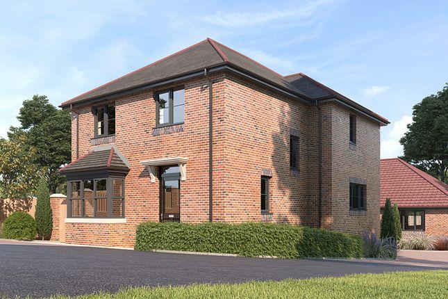 Thumbnail Detached house for sale in Plot 4, Ravensdale, Brimington