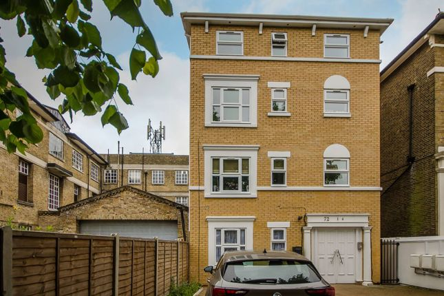 Thumbnail Flat for sale in New Wanstead, Wanstead
