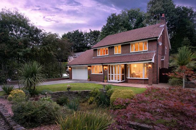 Thumbnail Detached house for sale in Gerrards Hollow, Hyde