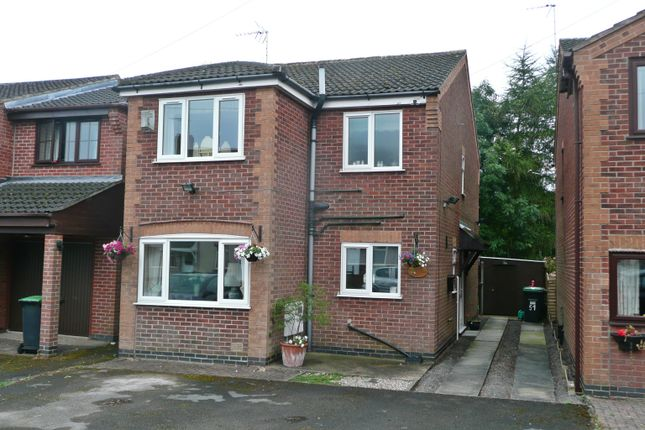 Thumbnail Detached house for sale in Alfreton Road, Selston