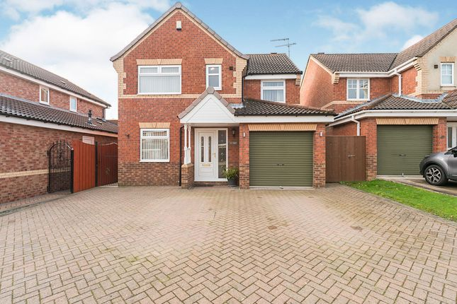 Thumbnail Detached house for sale in Augusta Close, Hull, East Yorkshire