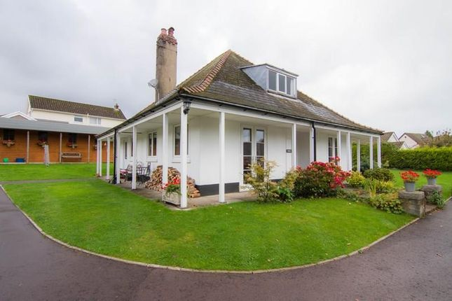 Thumbnail Detached bungalow for sale in Maes Y Gwartha Road, Gilwern, Abergavenny