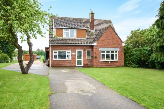 Thumbnail Detached house for sale in Lowthorpe, Southrey, Lincoln, Lincolnshire