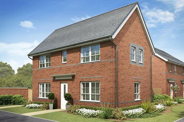 """Thumbnail Detached house for sale in """"Ennerdale"""" at Austen Drive, Tamworth"""