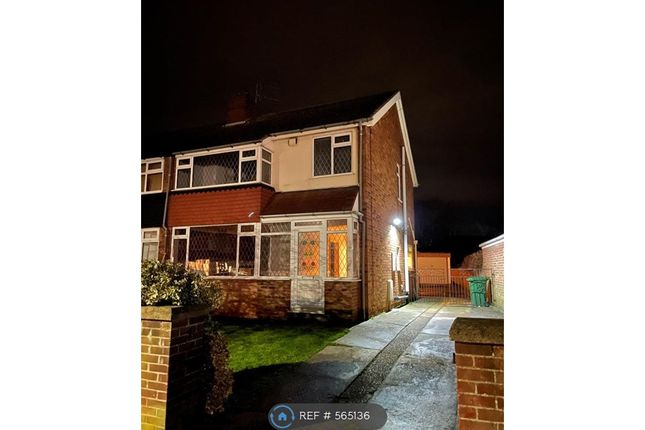 3 bed semi-detached house to rent in Hurst Lea Drive, Humberston, Grimsby DN36