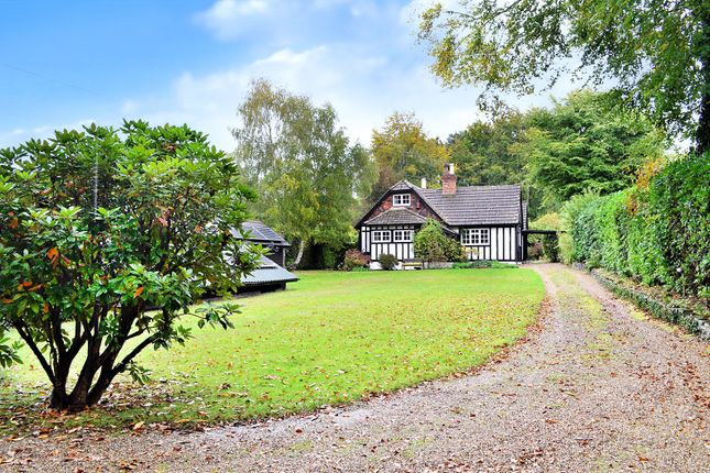 Thumbnail Detached house for sale in Felcourt, East Grinstead, West Sussex
