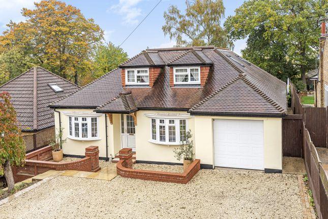 Thumbnail Detached house for sale in Downe Avenue, Cudham, Sevenoaks