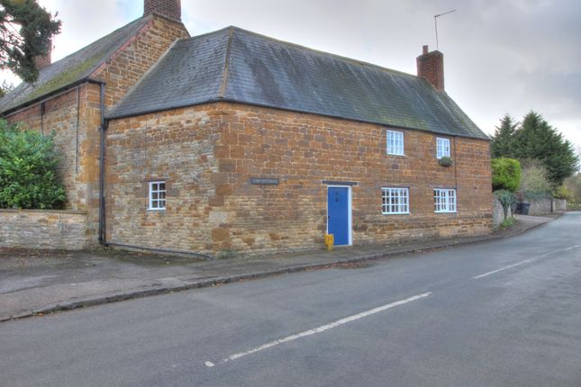 Thumbnail Cottage for sale in Main Street, Middleton, Market Harborough