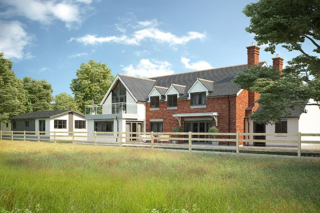Thumbnail Detached house for sale in The Saltway, Droitwich