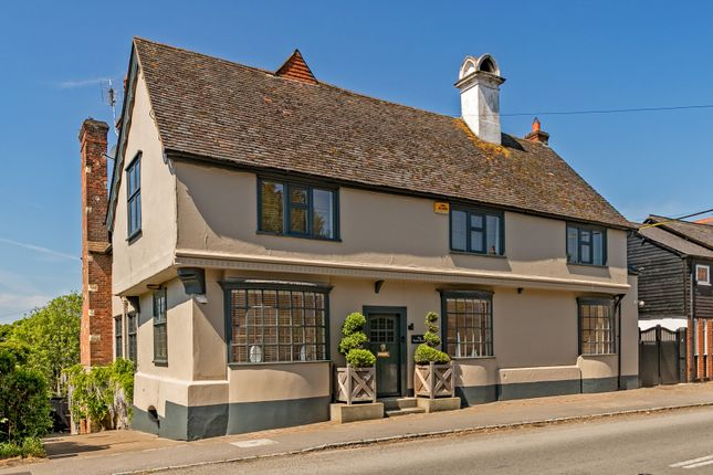 Thumbnail Detached house for sale in High Street, Whitchurch, Aylesbury