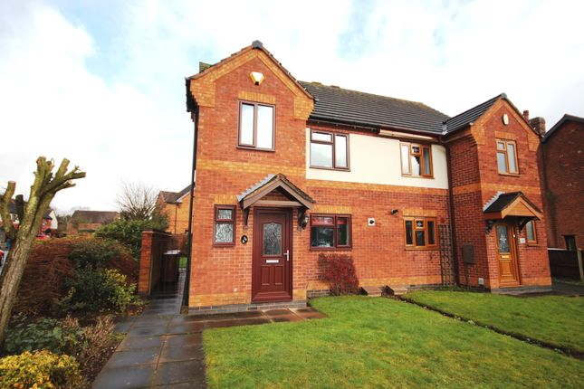 3 bed property for sale in Church Street, Burntwood, Staffordshire