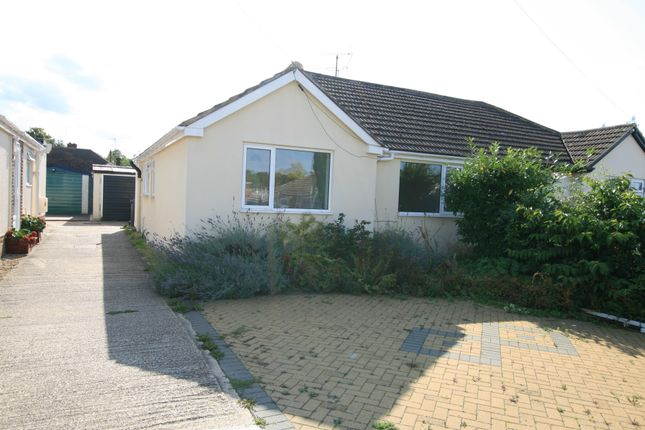 Detached bungalow to rent in Chaucer Close, Canterbury