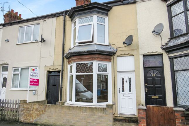 Thumbnail Terraced house for sale in Montrose Street, Hull