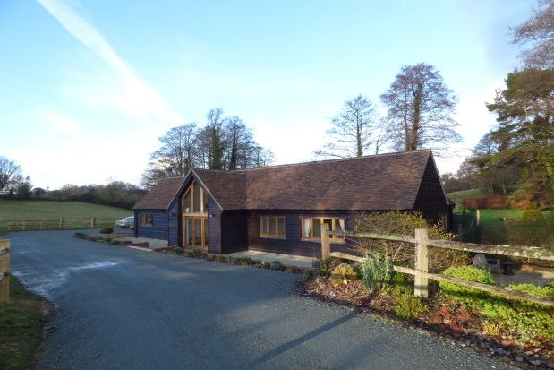 Thumbnail Barn conversion to rent in Sheepwash Lane, Blackboys, Uckfield