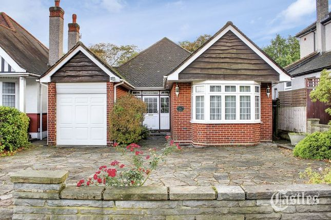 Thumbnail Detached bungalow for sale in Woodland Way, Winchmore Hill