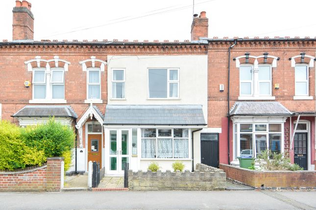 Thumbnail Terraced house for sale in Milcote Road, Bearwood