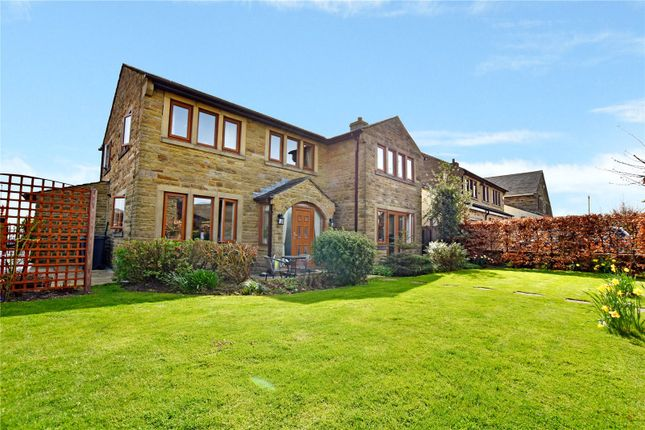 Thumbnail Detached house for sale in The Nook, Tingley, Wakefield
