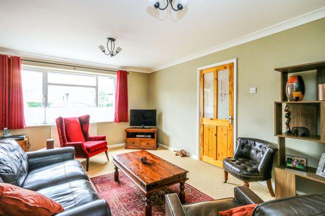 Thumbnail Semi-detached house for sale in Montague Court, Thrapston, Kettering