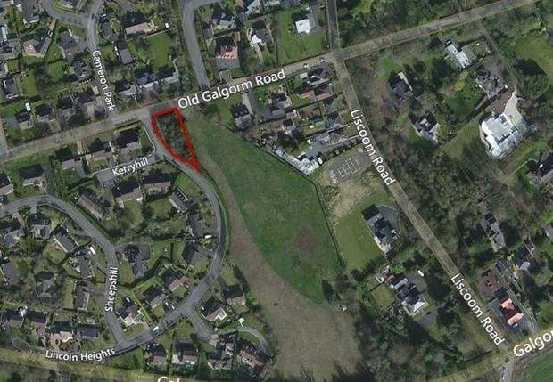 Thumbnail Land to let in Land At Old Galgorm Road, Ballymena, County Antrim