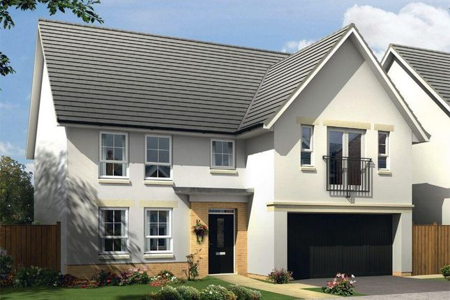 "Thumbnail Detached house for sale in ""Colvend"" at Merchiston Oval, Brookfield, Johnstone"