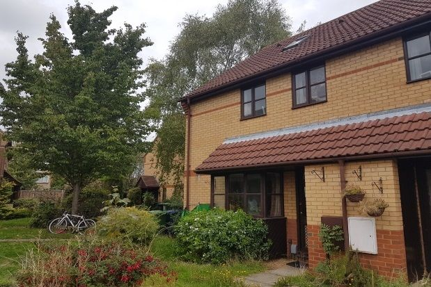 Thumbnail Property to rent in Hopkins Close, Cambridge