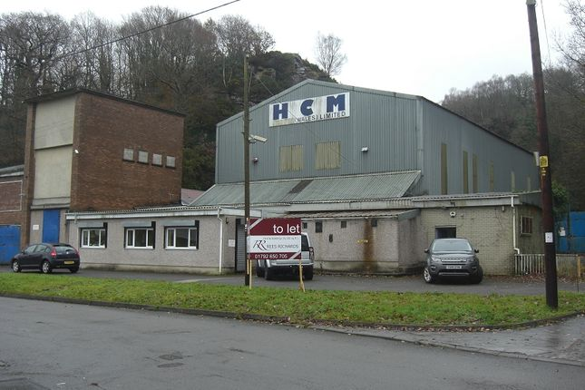 Thumbnail Land for sale in Tan Y Rhiw Road, Resolven, Neath
