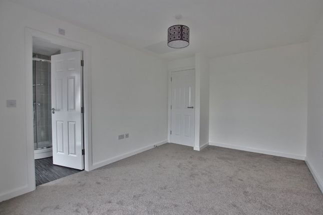Master Bedroom of Barleyfield, Pensby, Wirral CH61