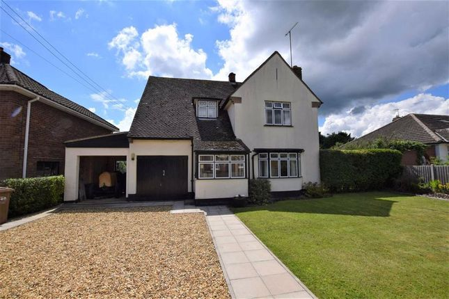 Thumbnail Detached house for sale in Moseley Road, Hallow, Worcester