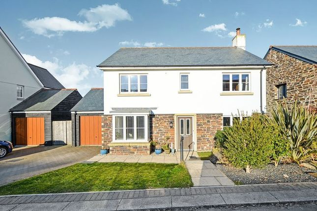 4 bed detached house for sale in Old Tannery Lane, Grampound, Truro