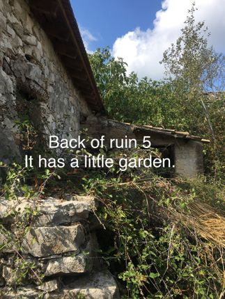 Ruin 6. It Has A Small Garden In The Front.