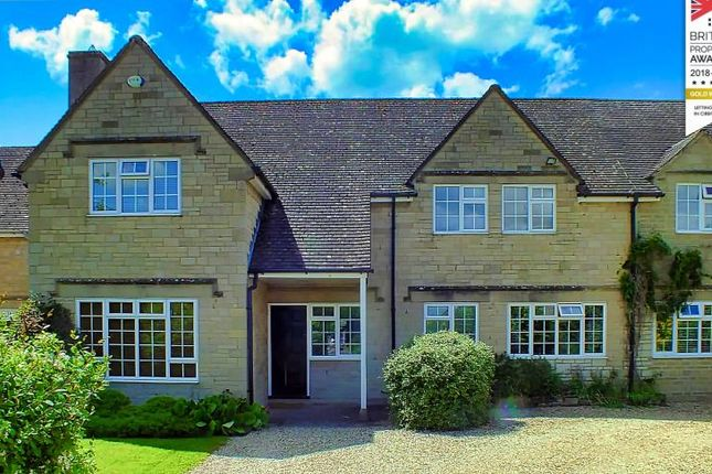 Thumbnail Detached house to rent in The Pheasantry, Down Ampney, Cirencester