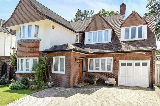 Thumbnail Detached house for sale in Dorset Drive, Edgware