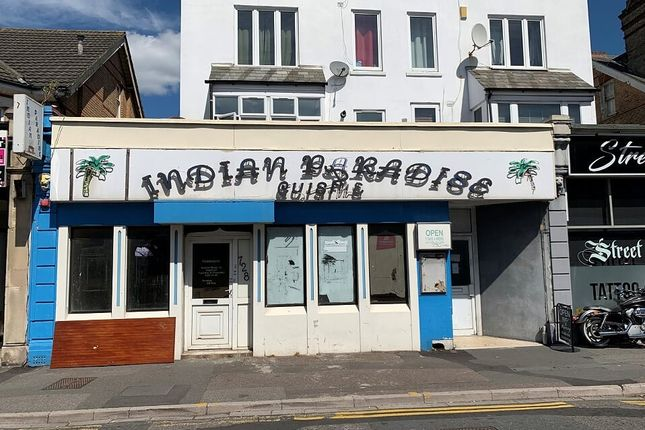 Thumbnail Retail premises to let in 728 Christchurch Road, Boscombe, Bournemouth