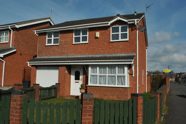 Thumbnail Detached house to rent in Castillon Drive, Whitchurch, Shropshire