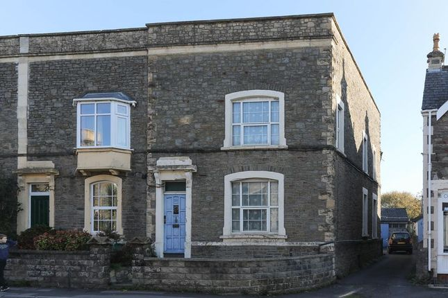 Thumbnail Terraced house for sale in Kenn Road, Clevedon