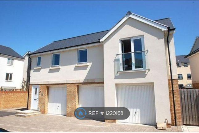 Thumbnail Flat to rent in Kingfisher Road, Portishead, Bristol