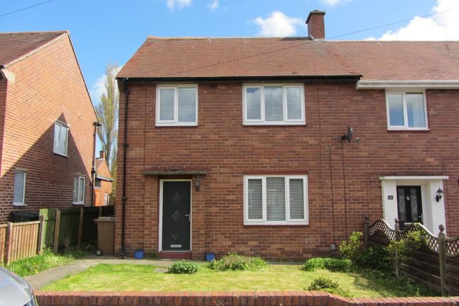 3 bed semi-detached house for sale in Lincoln Avenue, Wallsend