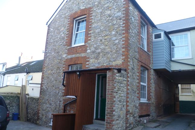 Thumbnail Mews house to rent in Trinity Terrace, Castle Street, Axminster