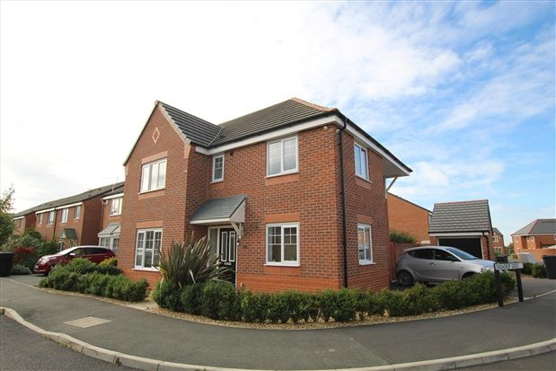 Thumbnail Property for sale in Buttercup Way, Preston